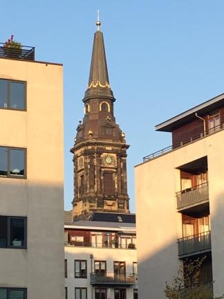 copen steeple