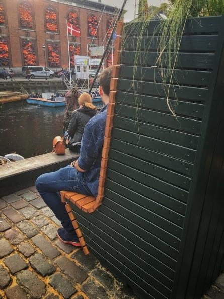 nyhavn bench