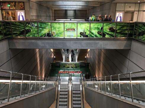 tran station