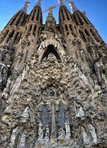 Sagrada birth